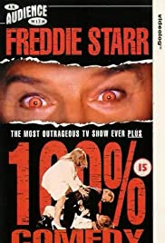 An Audience with Freddie Starr Poster