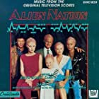 Gary Graham, Eric Pierpoint, Michele Scarabelli, Sean Six, Terri Treas, and Lauren Woodland in Alien Nation (1989)