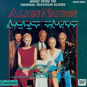 Alien Nation: Millennium by Kenneth Johnson