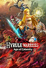 Primary photo for Hyrule Warriors: Age of Calamity