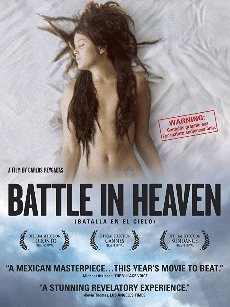 Battle in Heaven (2005) Spanish DvD-Rip - 480P | 720P - x264 - 250MB | 700MB - Download & Watch Online  Movie Poster - mlsbd