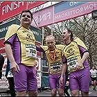 Marcel Hensema, Frank Lammers, and Martin van Waardenberg in De Marathon (2012)