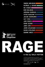 Rage (2009) Poster - Movie Forum, Cast, Reviews