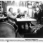 Harvey Keitel and Cesare Danova in Mean Streets (1973)
