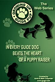 Growing Up Guide Pup Poster