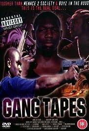 Gang Tapes Poster
