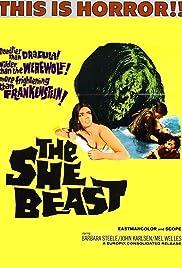 She Beast Poster