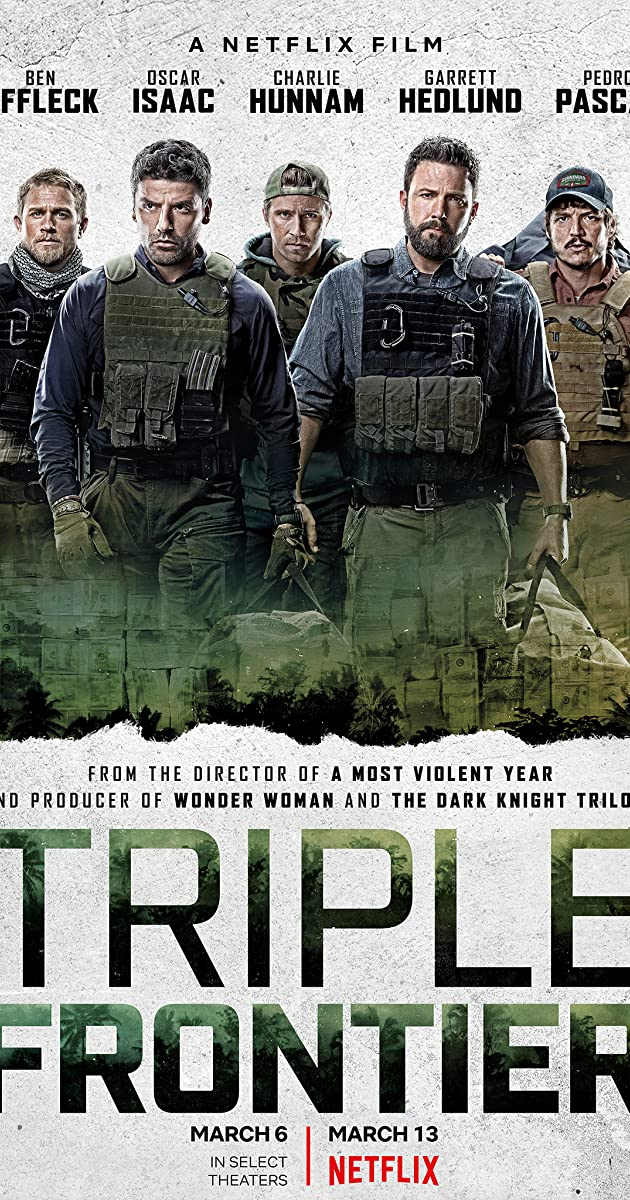 Subtitle of Triple Frontier