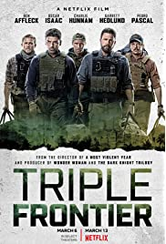Download Triple Frontier (2019) Movie