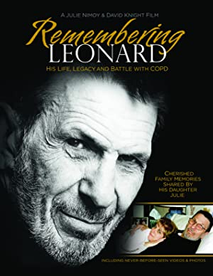 COPD: Highly Illogical - Remembering Leonard Nimoy