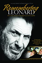 Remembering Leonard: His Life, Legacy and Battle with COPD Poster