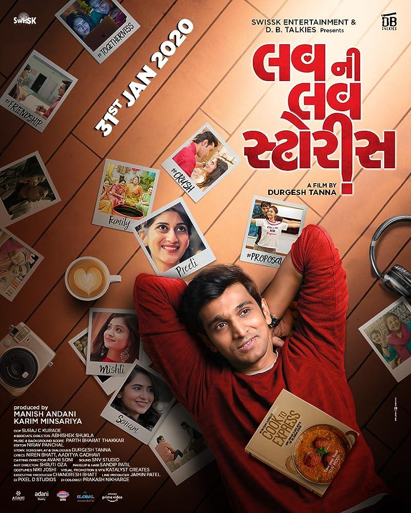 Luv Ni Love Storys (2020) Gujarati 720p HEVC WEB-HDRip x265 AAC DD 2.0 Esubs – 700 MB