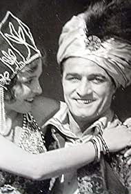 Barbara Bedford and Tom Mix in Tom Mix in Arabia (1922)