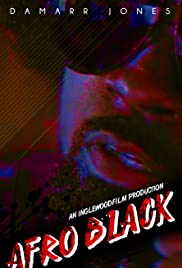 Afro Black Poster