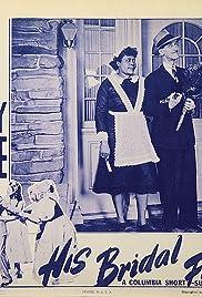 His Bridal Fright Poster