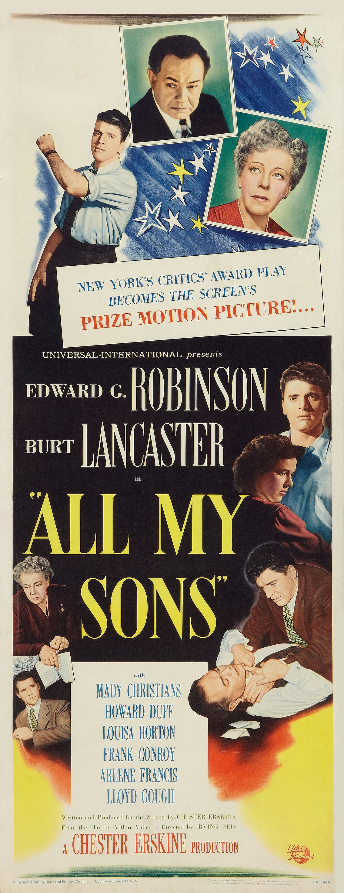 all my sons novel