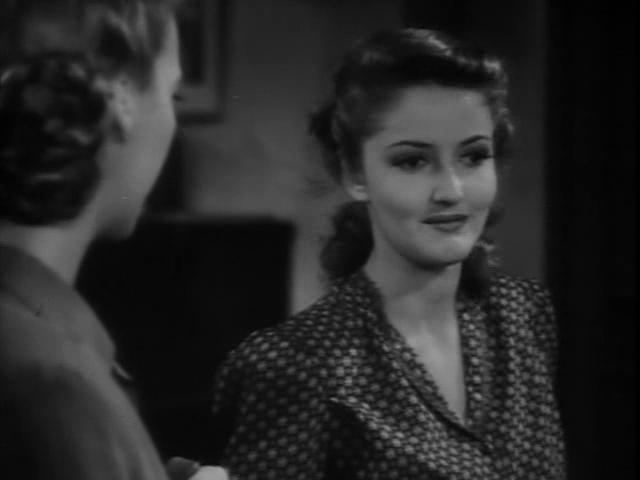 Ida Lupino and Martha Vickers in The Man I Love (1946)