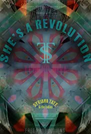 Syriana Tate: She's a Revolution Poster