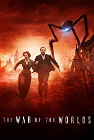 Rafe Spall and Eleanor Tomlinson in The War of the Worlds (2019)