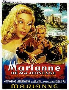 Marianne de ma jeunesse France