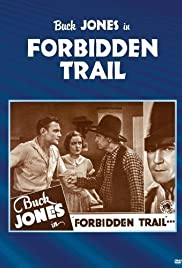 Forbidden Trail Poster