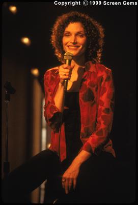Mary Elizabeth Mastrantonio co-stars as Donna De Angelo