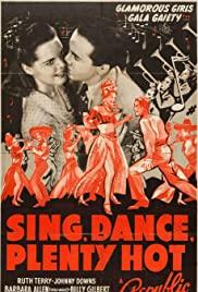 Sing, Dance, Plenty Hot Poster
