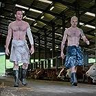 Ewan McGregor and Jonny Lee Miller in T2 Trainspotting (2017)