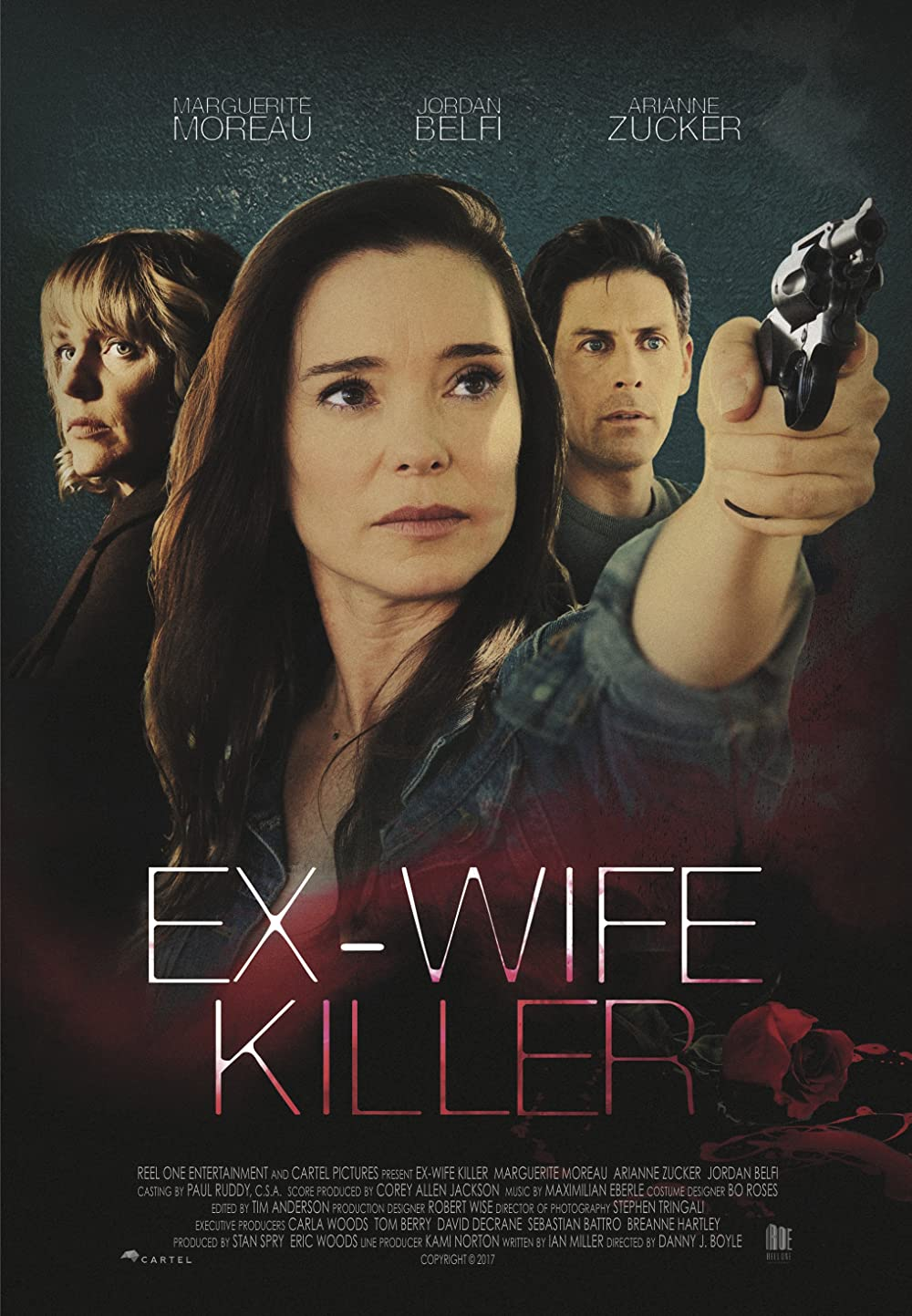 Ex Wife Killer (2017) Hindi Dual Audio 720p HDRip x264 930MB Download