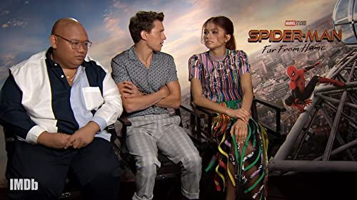 How Tom Holland and Zendaya Became Fast Friends and High School Role Models