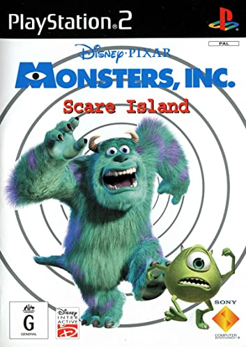 Monsters Inc Scream Team 2001