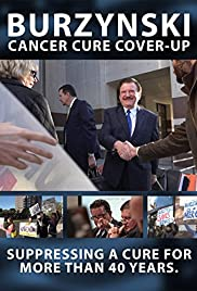 Burzynski: The Cancer Cure Cover-Up Poster