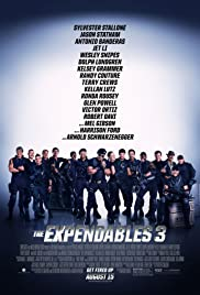 The Expendables 3: The Total Action Package Poster