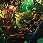 Billy Crystal, John Goodman, Dave Foley, Sean Hayes, Joel Murray, and Peter Sohn in Party Central (2014)