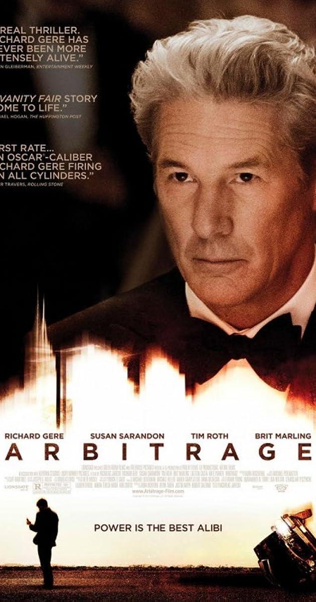 Subtitle of Arbitrage