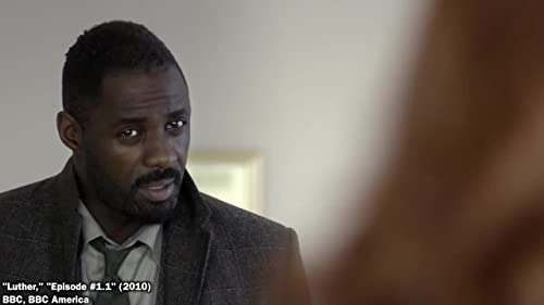 """No Small Parts"" IMDb Exclusive: ""Luther"" Star Idris Elba"