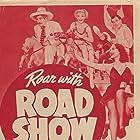 John Hubbard, Carole Landis, Adolphe Menjou, and Margaret Roach in Road Show (1941)
