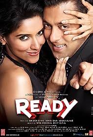 Salman Khan and Asin Thottumkal in Ready (2011)