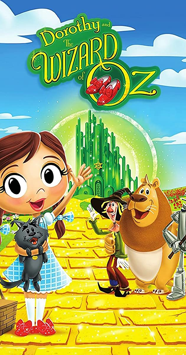 Dorothy and the Wizard of Oz (TV Series 2017– ) - IMDb