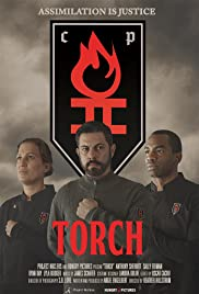 Torch Poster