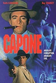 Capone Behind Bars Poster