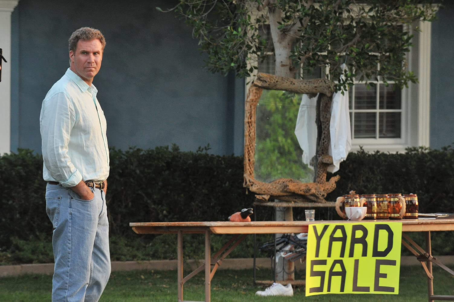 Will Ferrell in Everything Must Go (2010)