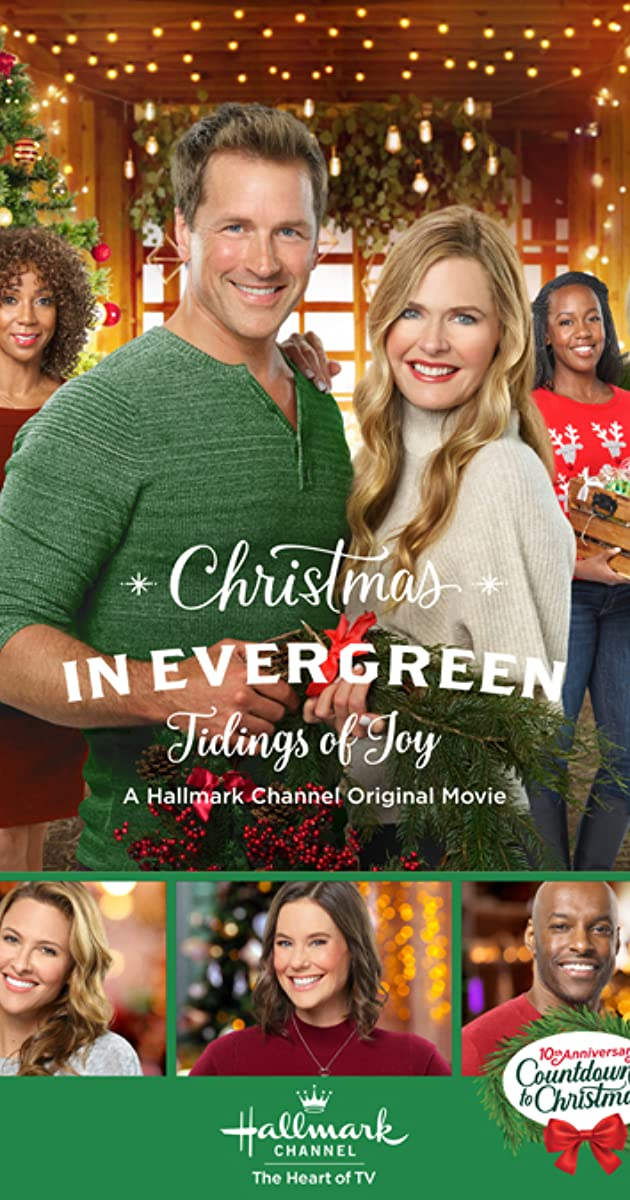 Christmas In Evergreen 2020 Cast Christmas in Evergreen: Tidings of Joy (TV Movie 2019)   IMDb