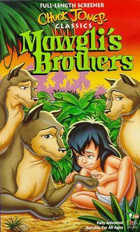 Chuck Jones Mowgli's Brothers Movie