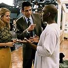 Jeff Goldblum, Eddie Murphy, and Kelly Preston in Holy Man (1998)