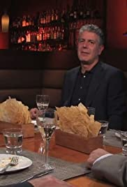 At the Table with Anthony Bourdain Poster