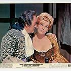 Kim Novak and George Sanders in The Amorous Adventures of Moll Flanders (1965)