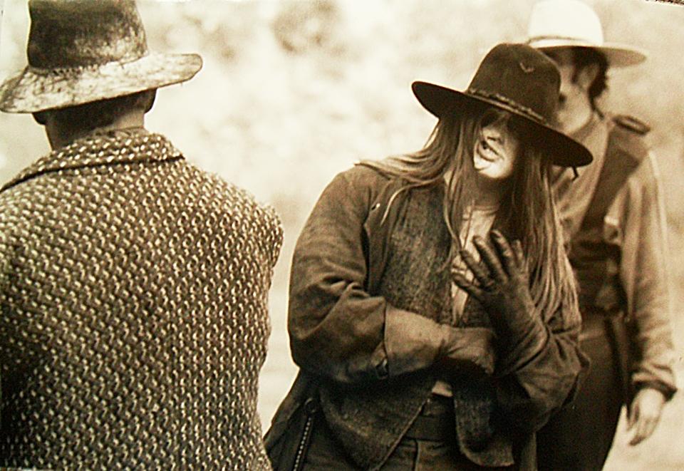 Robert McRay in Legend of the Phantom Rider (2002)