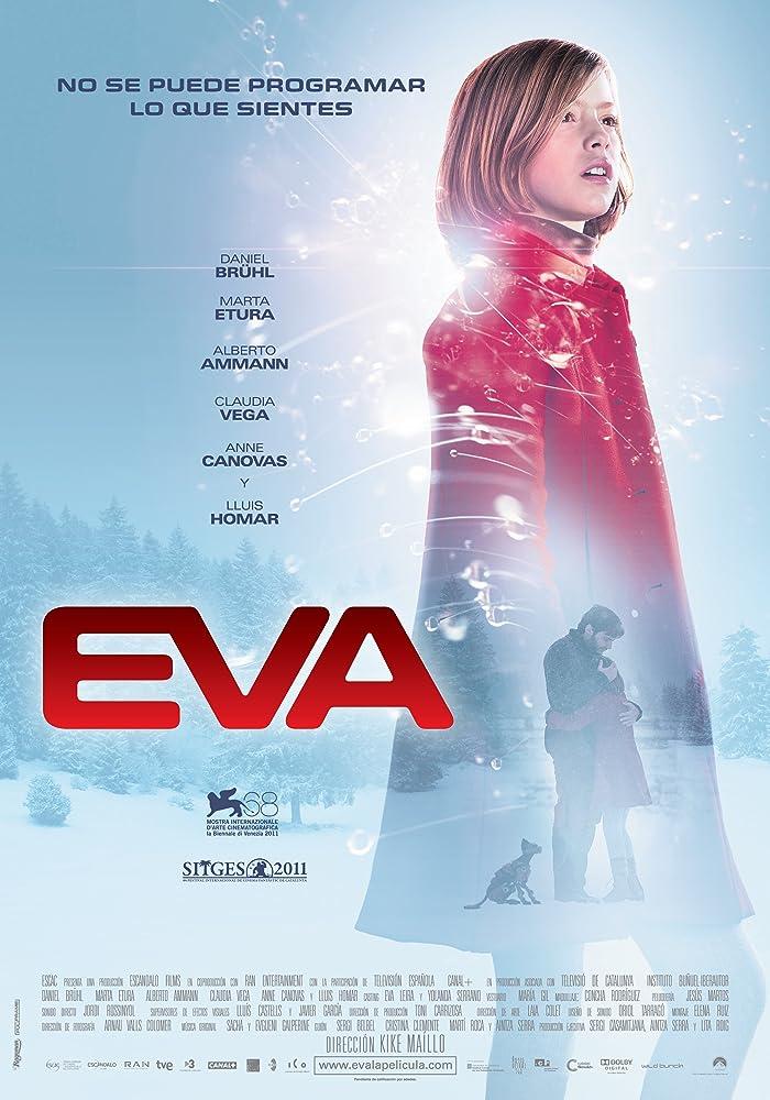 Eva: Dirbtinis intelektas (2011) online