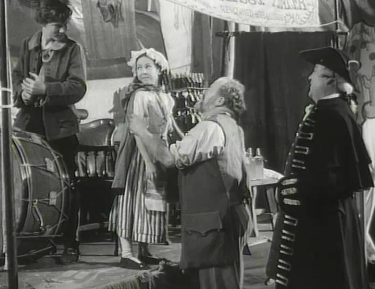 Edgar K. Bruce and John Charlesworth in John of the Fair (1951)